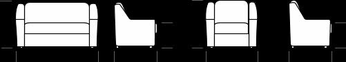 Диван Эш 1,35 НСТ Альянс, аккордеон, фото 6